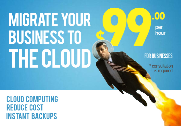 Migrate your business to the cloud and save money!